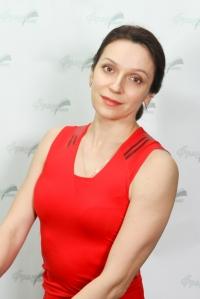 Дубовик Оксана